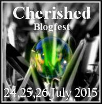 The Cherished Blogfest Badger..